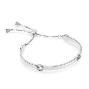Preview image of Links of London Ascot Sterling Silver Horseshoe Bracelet