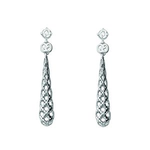 Preview image of Gucci Diamantissima Diamond Drop Earrings