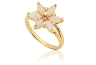 Preview image of Clogau Snowdon Lily Opal Ring