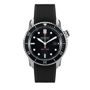 Preview image of Bremont Supermarine S500 Black Strap Watch