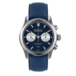 Preview image of Bremont ALT1-C Blue Chronograph Watch
