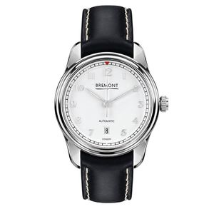 Preview image of Bremont AIRCO MACH 2 White Strap Watch