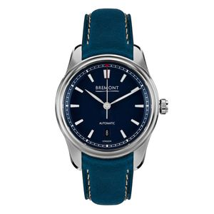 Preview image of Bremont AIRCO MACH 3 RAF Blue Strap Watch