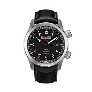 Preview image of Bremont MBII Martin Baker Black & Green Strap Watch