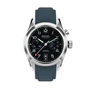 Preview image of Bremont Arrow Armed Forces Gents Blue Strap Watch