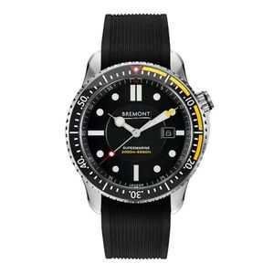 Preview image of Bremont Supermarine S2000 Yellow Bezel Strap Watch