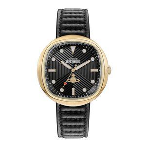 Preview image of Vivienne Westwood Lexington Black Strap Watch