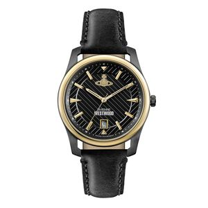 Preview image of Vivienne Westwood Holborn II Black Strap Watch