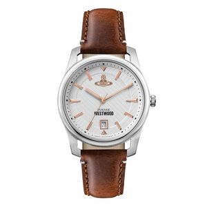 Preview image of Vivienne Westwood Holborn II White Strap Watch