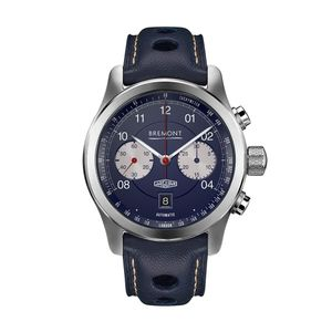 Preview image of Bremont Limited Edition Jaguar D-Type Gents Strap Watch