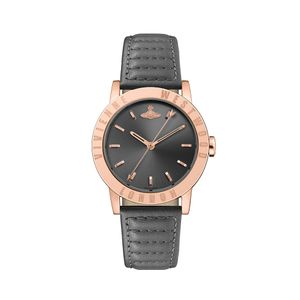 Preview image of Vivienne Westwood II Warwick Grey Strap Watch