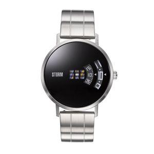 Preview image of Storm Gents Remi V2 Mesh Bracelet Black Watch