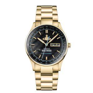 Preview image of Vivienne Westwood Cranbourne Gold Bracelet Watch