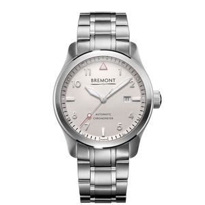 Preview image of Bremont SOLO White Bracelet Watch