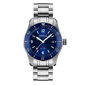 Preview image of Bremont S300 Supermarine Blue Bracelet Watch