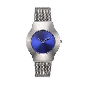 Preview image of Storm Ion Ladies Blue Dial Bracelet Watch