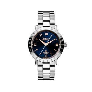 Preview image of Vivienne Westwood Bloomsbury Blue Dial Bracelet Watch
