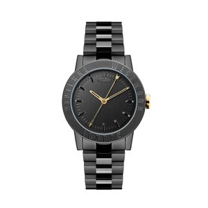 Preview image of Vivienne Westwood Warwick All Black Bracelet Watch