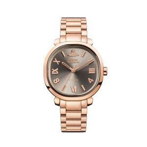 Preview image of Vivienne Westwood Mayfair Rose Gold Plated Bracelet Watch