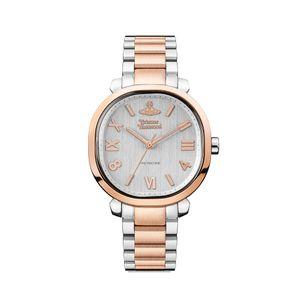 Preview image of Vivienne Westwood Mayfair Bi-Colour Bracelet Watch