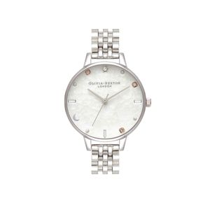 Preview image of Olivia Burton Celestial Silver Bracelet Watch