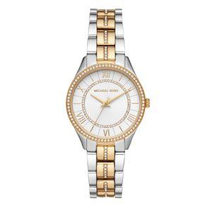 Preview image of Michael Kors Ladies Lauryn Bi-Colour Bracelet Watch