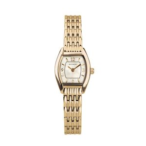 Preview image of Accurist Ladies Gold Plated Mother of Pearl Classic 20mm Watch