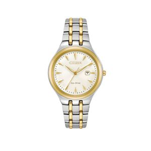 Preview image of Ladies Citizen Eco Drive Bi Colour Corso Watch