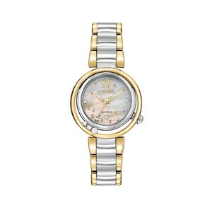 Preview image of Citizen Ladies Eco-Drive Citizen L Sunrise Diamond Watch