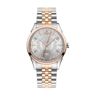 Preview image of Vivienne Westwood Wallace Bi-Colour Bracelet Watch