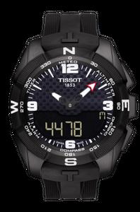 Preview image of Tissot T-Touch Expert Solar Black Quartz Watch