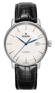 Preview image of Rado Coupole Classic White Dial Black Strap