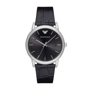 Preview image of Emporio Armani Gents Black Watch