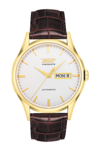 Preview image of Gents Tissot Heritage Visodate Automatic Watch