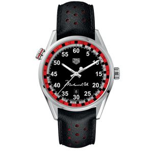 Preview image of Tag Heuer Carrera Muhammad Ali Special Edition Watch