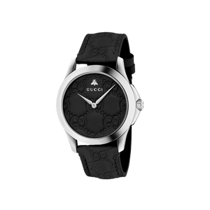 Preview image of Gucci G-Timeless Black and Steel Watch