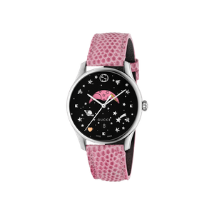 Preview image of Gucci G-Timeless Moonphase Pink Strap Watch
