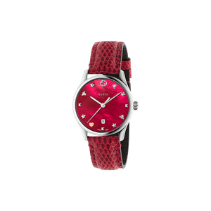Preview image of Gucci G-Timeless Red Strap Watch