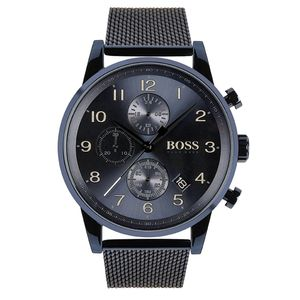 Preview image of Hugo Boss Mens Navigator Chronograph Watch