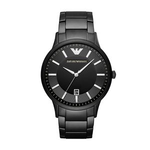 Preview image of Gents Emporio Armani Black Watch