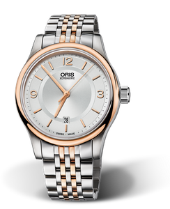 Preview image of Gents Oris Classic Date Watch