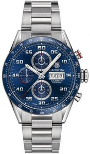 Preview image of Tag Heuer Carrera Calibre 16 Chronograph Gents Bracelet Watch