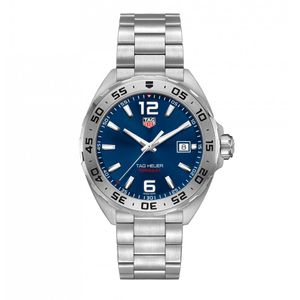 Preview image of Tag Heuer Men's Formula 1 Blue Dial Bracelet Watch
