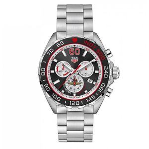Preview image of Tag Heuer Indy 500 Stainless Steel Special Edition Bracelet Watch