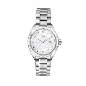 Preview image of TAG Heuer Formula 1 32mm Mother of Pearl Diamond Dot Stainless Steel Watch
