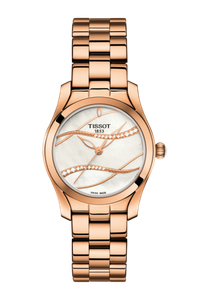 Preview image of Tissot T-Wave Diamond Set Small Ladies Watch
