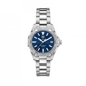 Preview image of Tag Heuer Aquaracer 32mm Blue Dial Quartz Bracelet Watch