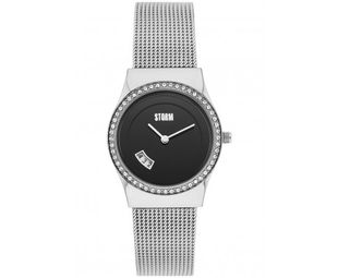Preview image of Storm Cyro Black Crystal Set Watch