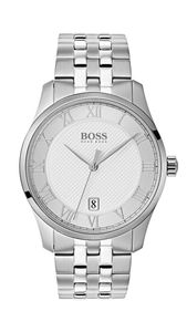 Preview image of Hugo Boss Master Stainless Steel Bracelet Watch