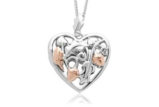 Preview image of Clogau Royal Oak® Heart Locket